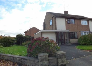 Thumbnail 3 bedroom semi-detached house for sale in Stafford Road, Wolverhampton