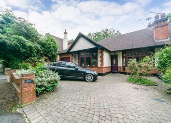 Thumbnail 4 bedroom semi-detached bungalow for sale in Knighton Close, Woodford Green