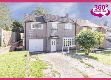 Thumbnail 4 bed end terrace house for sale in Caesar Crescent, Caerleon, Newport