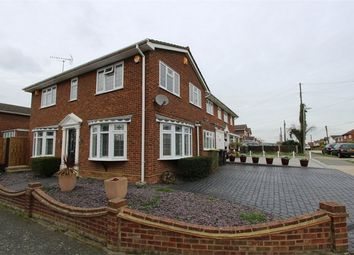 Thumbnail 4 bed detached house for sale in 1 Lancaster Road, Rayleigh, Essex