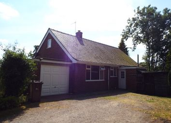 Thumbnail 4 bed property to rent in Woodleasow Bungalow, Hill Lane, Leigh