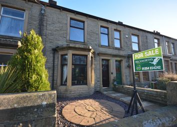 Thumbnail 4 bed terraced house for sale in Manchester Road, Baxenden, Accrington