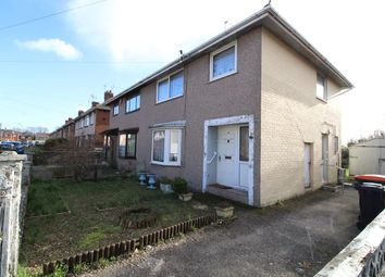 Thumbnail 3 bed semi-detached house for sale in Colston Avenue, Newport