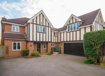 Thumbnail 5 bedroom detached house for sale in East Ridgeway, Cuffley, Potters Bar, Hertfordshire