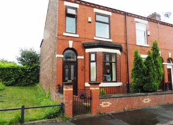 Thumbnail 3 bed terraced house for sale in Abbey Hey Lane, Abbey Hey, Manchester