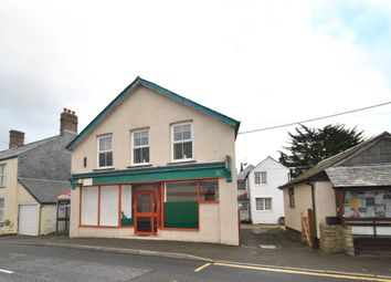 Thumbnail Retail premises for sale in The Square, Kilkhampton