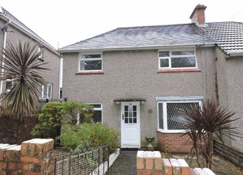 Thumbnail 2 bedroom semi-detached house for sale in Cwmdu Road, Pontardawe, Swansea