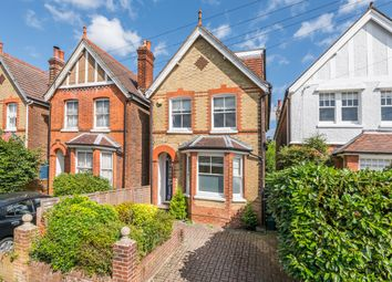 Thumbnail 4 bed detached house to rent in Eversfield Road, Reigate, Surrey