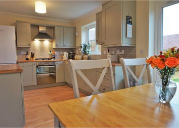 Thumbnail 3 bed terraced house for sale in Bowes Close, Watton