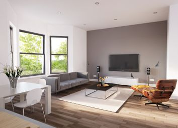 Thumbnail 2 bed flat for sale in Broughton Road, Salford