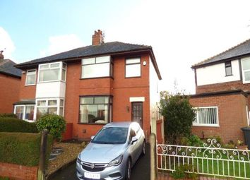 Thumbnail 3 bed semi-detached house for sale in Malvern Avenue, Preston, Lancashire
