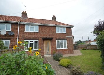 Thumbnail 3 bed semi-detached house for sale in Blomefield Road, Norwich, Norfolk