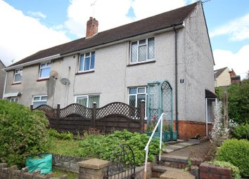 Thumbnail 3 bed semi-detached house for sale in Channel View, Risca, Newport