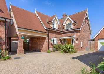 Thumbnail 3 bed detached house for sale in Colchester Road, St Osyth