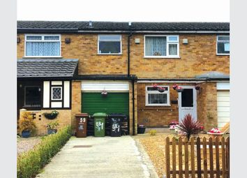 Thumbnail 3 bed terraced house for sale in Glebe Close, Thetford