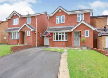 Thumbnail 4 bed link-detached house for sale in Meadowcroft, Hagley, Stourbridge