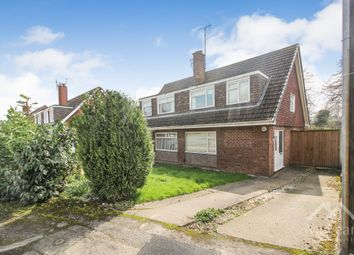 Thumbnail 3 bed semi-detached house for sale in Farwells Close, Nottingham