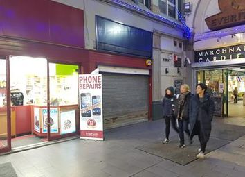 Thumbnail Retail premises to let in Unit 6B, Market Buildings, Cardiff