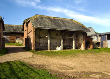 Thumbnail Land for sale in Lot 1B - Shobrooke Farm, Morchard Road, Crediton, Devon