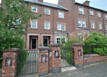 Thumbnail 5 bed town house for sale in Stansfield Drive, Grappenhall Heys, Warrington