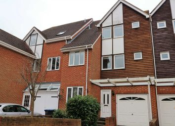 Thumbnail 4 bed terraced house for sale in Rheims Court, Canterbury