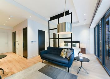 Thumbnail Studio for sale in Dawsonne House, London City Island, London