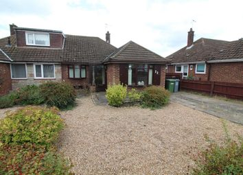 Thumbnail 3 bedroom bungalow for sale in Saracen Rd, Norwich, Norfolk