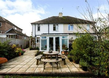 Thumbnail 3 bed semi-detached house for sale in Henwood Green Road, Pembury, Tunbridge Wells