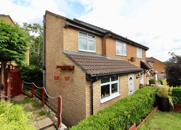 Thumbnail 3 bedroom semi-detached house for sale in Digby Close, Llandaff, Cardiff