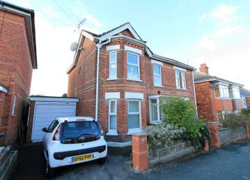 Thumbnail 6 bed detached house to rent in Crichel Road, Winton, Bournemouth