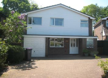 Thumbnail 5 bed detached house for sale in Meyricks, Coed Eva, Cwmbran