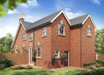 Thumbnail 2 bed semi-detached house for sale in Charlestown Road, Blackley, Manchester