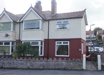 Thumbnail 4 bed terraced house for sale in Llanelian Road, Colwyn Bay