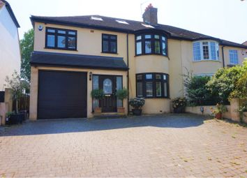 Thumbnail 4 bed semi-detached house for sale in Avondale Road, Bromley