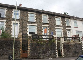Thumbnail 2 bed property to rent in Trealaw Road, Trealaw, Tonypandy, Rhondda Cynon Taff.