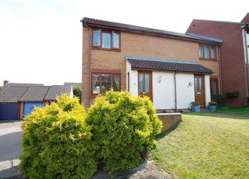 Thumbnail 2 bed end terrace house for sale in Blair Close, Rushmere St Andrew, Ipswich