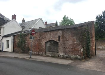 Thumbnail Light industrial for sale in Fore Street, Wellington, Somerset