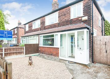 3 bed semi-detached house for sale in Wordsworth Road, Reddish, Stockport SK5