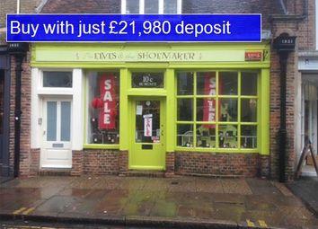 Thumbnail Retail premises for sale in Burgate, Canterbury