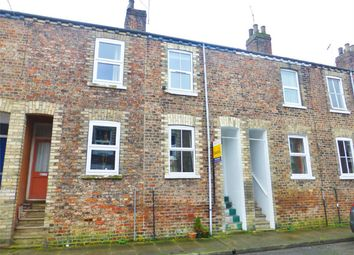 Thumbnail 2 bed terraced house for sale in Lower Ebor Street, Clementhorpe, York