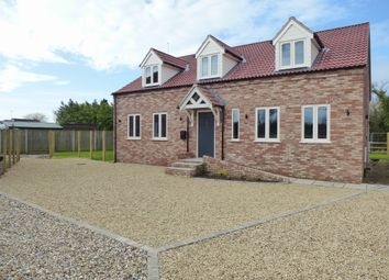 Thumbnail 4 bed detached house for sale in Lynn Road, Wisbech