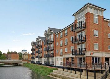 Thumbnail 2 bedroom flat for sale in Dorey House, Brentford Lock, Brentford