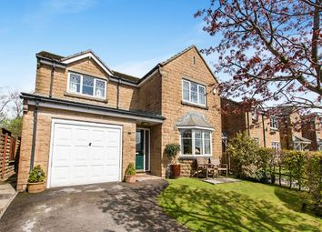 Thumbnail 4 bed detached house for sale in Dunmore Avenue, Queensbury, Bradford