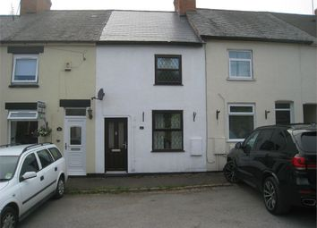 Thumbnail 2 bed terraced house for sale in Highfield Street, Stoney Stanton, Leicester
