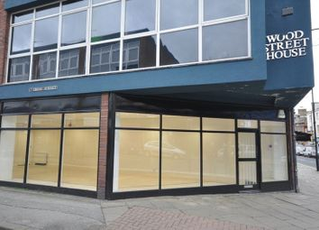 Thumbnail Retail premises to let in Wood Street, Wakefield