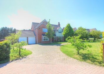 Thumbnail 5 bedroom detached house for sale in Rowland Burn Way, Rowlands Gill