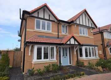 Thumbnail 4 bed detached house for sale in Moorgreen Way, Bircotes, Doncaster
