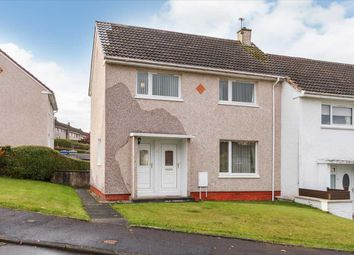Thumbnail 3 bed end terrace house for sale in Simpson Drive, Murray, East Kilbride