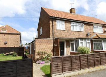 Thumbnail 3 bed semi-detached house for sale in Selkirk Road, Ipswich, Suffolk
