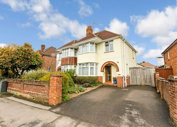 Thumbnail 3 bed semi-detached house for sale in St James Road, Upper Shirley, Southampton